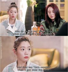Emergency couple. Seriously still a problem in modern times.  #KDrama