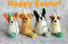 """Name your favorite breed of """"Easter Bunny"""" Nubbins!  Fiber Friends 