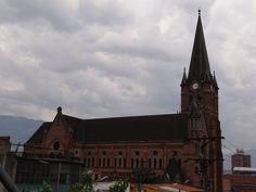 Iglesia del Sagrado Corazón de Jesus Medellin