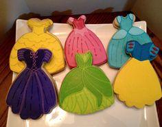 Items similar to 12 Disney Princess Sugar Cookies on Etsy Disney Princess Cookies, Disney Princess Birthday Party, Disney Cookies, Disney Princess Party, 1st Birthday Parties, Royal Icing Cookies, Cupcake Cookies, Sugar Cookies, Prince Cake