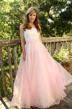 Vintage+60s+Formal+Prom+Party+Dress+in+Pastel+Pink+by+DaintyRascal,+$78.00  custom made for $78 so pretty perfect for your bridesmaids.com