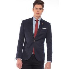 Poze Sacou bleumarin DON College Chic