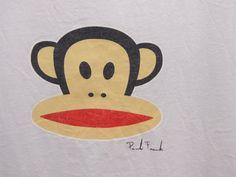 "#Vintage 90's Paul Frank #Monkey T Shirt Sport Street Wear Swag Hip Hop Top Tee Punk Rock Surf  Measurement : Armpit to armpit = 19"" Shoulder to end of garment = 26"" Made In ... #retro #sale #vintage #preloved #preused #shirts #t-shirts #monkey #gucci #vans #polo"
