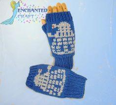 EXTERMINATE! Dr Who? Fingerless Gloves DAlek invasion
