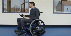indieGo : Turn any manual wheelchair into an electric wheelchair Manual Wheelchair, Electric, Tech, Money, Health, Sweet, Candy, Silver, Health Care