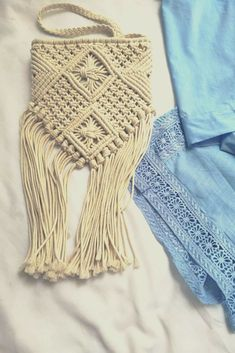 Macrame Patterns, Hangers, Crochet Top, Blanket, Collection, Women, Fashion, Moda, Blankets