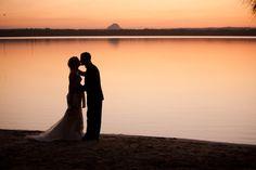 Noosa Wedding | Noosa North Shore | Sunshine Coast Weddings | Lake | Ceremony | Reception | Venue | Photography by Bambi