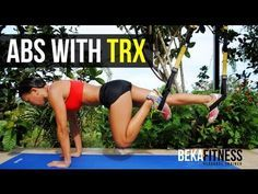 "Ultimate TRX Total CORE Destruction For 6-Pack Abs and V-Cut ""Be a 10 in 2010"" - YouTube"