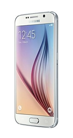 Samsung Galaxy S6 Flat 128 GB SIM-Free Smartphone - White - http://pay-monthly-phones-on-02.co.uk/product/samsung-galaxy-s6-flat-128-gb-sim-free-smartphone-white/