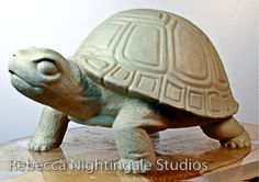 clay turtle - Google Search