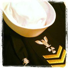Navy love is....US!