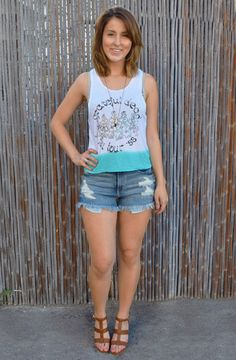 We love muscle tanks! #ShopDreamgirls