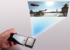 Pocket Cinema Projector by Aiptek