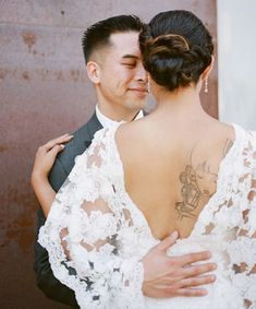 This Bride's Wedding Gown Is A Must-See #refinery29  http://www.refinery29.com/100-layer-cake/49