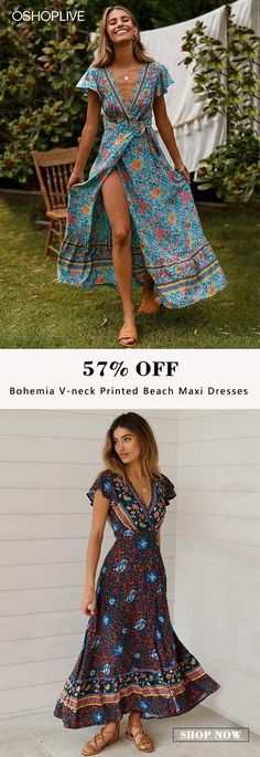 See more spring boho dresses 👗💃🌹 Weitere Spring Boho Kleider ansehen 👗💃🌹 – Boho Fashion Summer, Look Fashion, Trendy Fashion, Spring Fashion, Womens Fashion, Hippie Fashion, Fashion Trends, Pretty Outfits, Beautiful Outfits