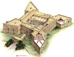 tiziano perotto illustrator: ARCHITETTURE