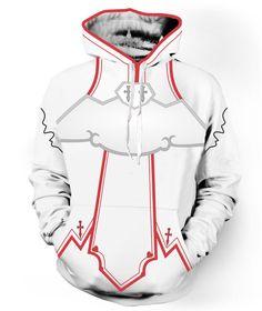 Cheap Price Pullover Assassins Creed Sweatshirt Oversized Hoodies