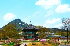 gyeongbokgung by earlshmurl, via Flickr