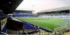 Portman Road, Ipswich Town FC