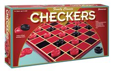 Image result for checker game box