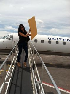 Danielle LOVES traveling all over the country as the Publishers Clearing House Prize Patrol girl!!!