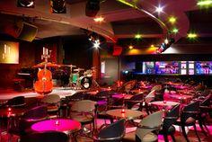 Parker Jazz Club Is Now Open in Downtown Austin - Eater Austin Pub Interior, Interior Design, Cafe Bar, Jazz Lounge, Feng Shui Design, Nightclub Design, Jazz Club, Lounge Design, Design Consultant