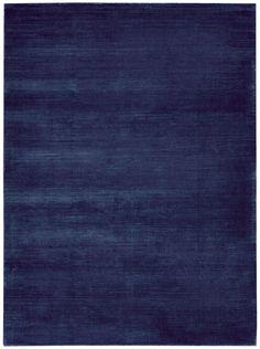 Calvin Klein Rugs Lunar Klein Blue Rug | AllModern