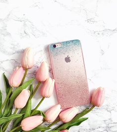 **** Currently, pastel pink bumper for iPhone 7 Plus (not iPhone 7) is out of stock and replace with clear bumper (photo #4). If you would like to get pastel pink bumper, it will be back in stock on Sept 30. Thank you for your understanding.  ♚ DESIGN: ♔ MERMAID: Blue glitter on top with rose gold glitter on the bottom. ♔ Complete with a gross coat.  ♔ Pastel Pink bumper iPhone devices ♔ Clear Pink bumper for galaxy S5/S6/Edge/Edge Plus ♔ Clear Bumper for Galaxy S7/Edge/Note 5/ Note 7  ♚…