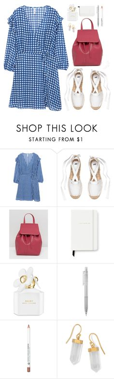 """Mon Cheri"" by euphemiasun97 ❤ liked on Polyvore featuring MANGO, French Connection, Kate Spade, Marc Jacobs and BillyTheTree"