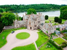 Experience out-of-this-world luxury at Castle Leslie Estate in Co. Monaghan, one of the finest luxury castle estates in Ireland. Book your luxurious castle accommodation today! Castle Hotels In Ireland, Castles In Ireland, Haunted Hotel, Most Haunted, Haunted Castles, Haunted Places, Best Hotel Deals, Best Hotels, Castle Restaurant