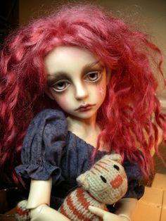 freaky little dolls