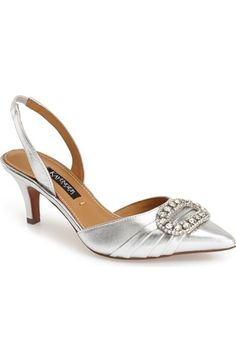 Kay Unger 'Fairle' Slingback Pump (Women) available at #Nordstrom