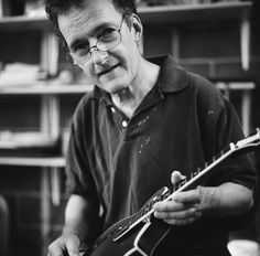 Master Craftsman: After graduating from Emory & Henry, Gerald Anderson got the chance of a lifetime when he landed a part-time job sweeping floors for Wayne Henderson—the internationally known luthier who has made guitars and mandolins for some of the world's most famous musicians, including Eric Clapton and Doc Watson.