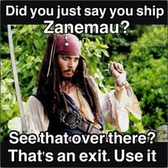 IF U SHIP ZARMAU IN MINECRAFT DAIRIES LEAVE!! Jk. But seriously if you do I will dislike you.