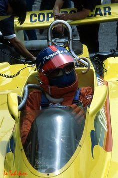 Emerson Fittipaldi France GP Paul Ricard