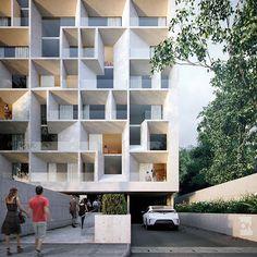 Monologue - apartment on Behance
