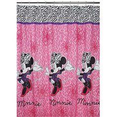 Jay Franco Disney Minnie Mouse Diva Bathroom Towels and Washcloth Set