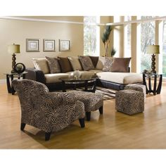 Stage your home with this modern looking 5th Avenue Living Room Group from Home Staging by  sc 1 st  Pinterest : ffo sectionals - Sectionals, Sofas & Couches