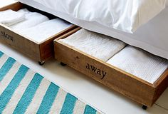 "These must-have ""Stow Away"" storage pieces will keep your San Francisco apartment looking neat and tidy."