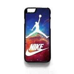 iPhone 6 Michael Jordan Basketball Galaxy Nebula Phone Cases Covers Skins | #michaeljordan #nike #iphone6case #basketball #awesome #hot #ebay
