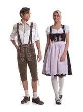 Costume idea: Hans and Gretel Brauhaus