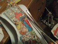 modge podge comic shoes