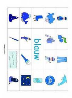 Leuke en leerzame informatiekaarten voor groep 1 en 2, deze en nog vele andere kun je downloaden op de website van Juf Milou.