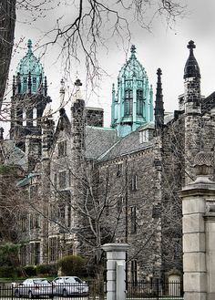 University of Trinity College - Gothic Revival