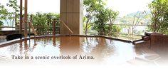 Arima Grand Hotel, near Kobe, Japan