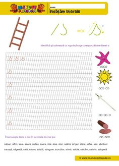 S Archives - Manute Pricepute Cursive Letters, Stories For Kids, Back To School, Teaching, Activities, Education, Homeschooling, Full Bed Loft, Bebe
