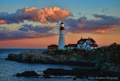 ~ Portland Head lighthouse ~