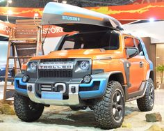2015 Ford Troller T4 Rescue concept