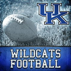 UK Wildcats Football.