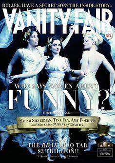 Tina Fey on Vanity Fair  #30Rock / 30 Rock